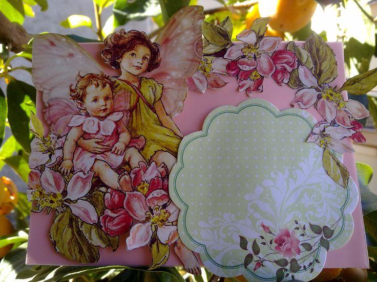 A fairy-card