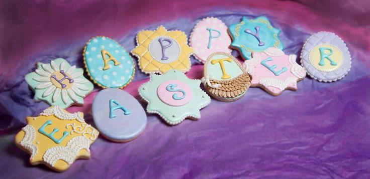 Happy Easter Cookie Set