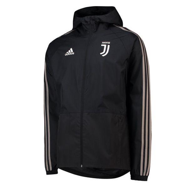 Juventus sweatshirt ZNE Jacket pre race gray 201819 Adidas