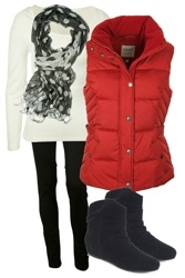 Ideal for Winter walking outfit