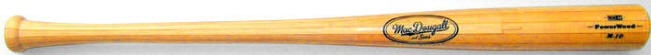 Want a bat now and just as sweet order a MacDougall PowerWood (today). They're in stock, BBCOR.50, NCAA Certified, and ready to open up your game. Hickory handle hard wood barrel bigger sweet spot=more hits=more power. Buy a PowerWood MacDougall Bat today shipped same day if ordered online by 12PM PDT all sizes in stock   In Stock  31, 31.5, 32, 32.5, 33, 33.5, 34 standard and flared handle.