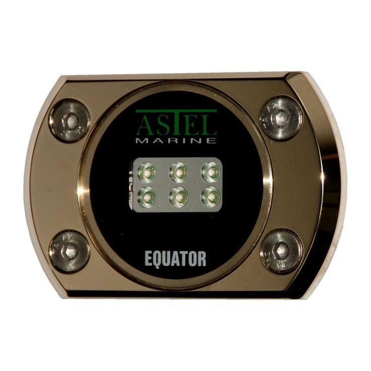 Underwater boat light / LED / surface-mount EQUATOR MSR0640 ASTEL d.o.o.