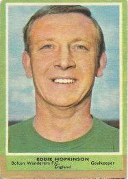 6. Eddie Hopkinson  Bolton Wanderers