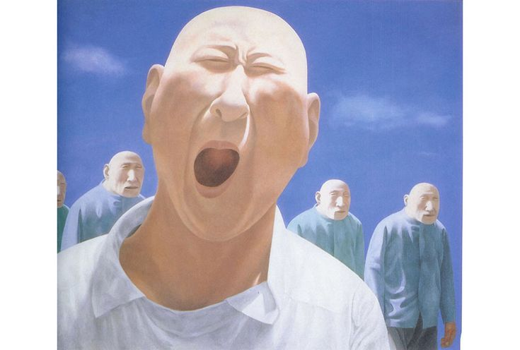 Cynical Realism and Reflections of Contemporary China | WideWalls