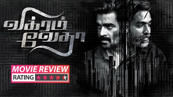Vikram Vedha movie review: R Madhavan – Vijay Sethupathi blow you away with their class acting and chemistry in this gripping… #FansnStars