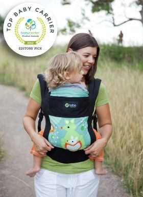 Boba Carrier Review & Giveaway! Enter to win until April 5, 2013. @Boba  #baby #freedomtogether
