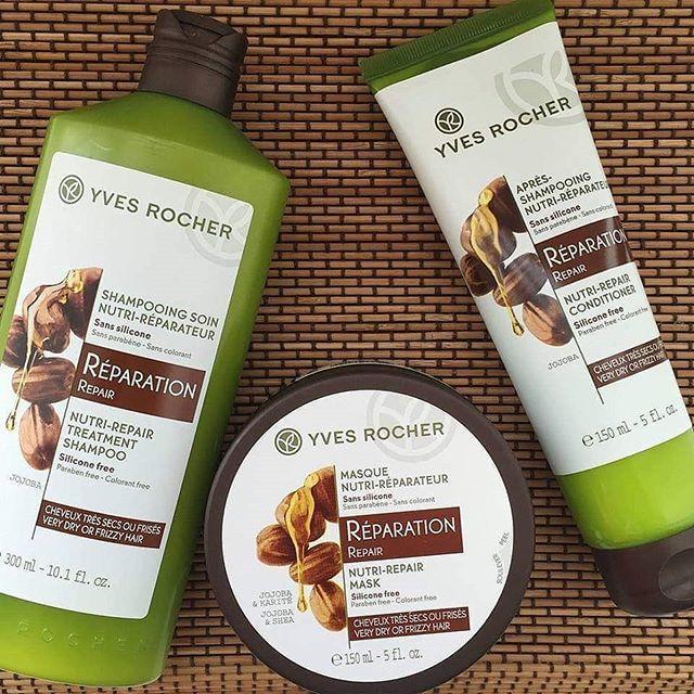 New The 10 Best Eye Makeup Ideas Today With Pictures مجموعة العناية بالشعر الجاف والتالف من Yves Rocher شامبو وبلسم و Yves Rocher Shampoo Shampoo Bottle