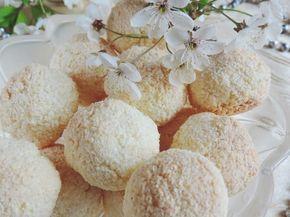 Печенье «Кокосовое облачко»