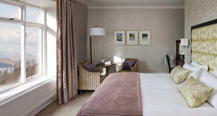 i-escape blog / 8 romantic UK getaways / Linthwaite House Hotel, Lake District