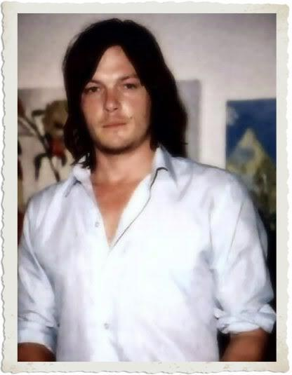 Shinny And New Young Norman Norman Reedus