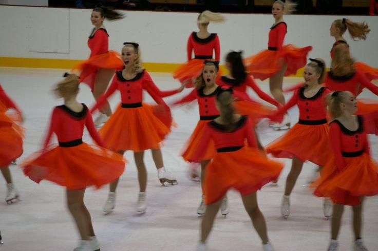 Synchronized Skating