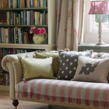 Susie Watson Designs - beautiful handmade interior furnishings