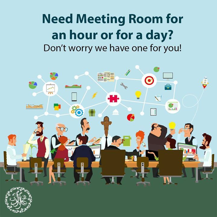 Do you have a meeting but you don't have a proper space to conduct that meeting!  Don't worry we provide a meeting room on hourly basis as well as you can rent it for a full day too.  Get you own meeting space now.  For more details please visit our website http://www.ftc.com.pk/ #fakhritradecenter #coworking #space #startups #setup #business #meetingspace #Karachi #ftc #officeonrent