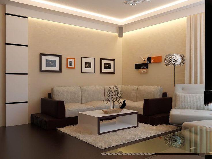 desain cat ruang tamu