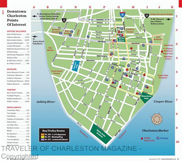 Charleston Sc Hotels Near The Battery