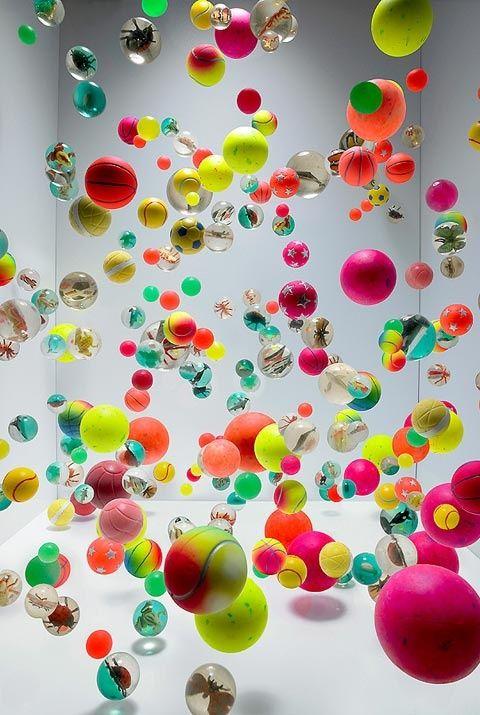 #art #installation #neon #colors