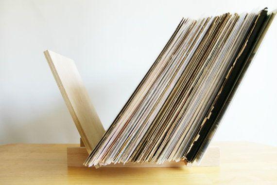 Vinyl Record Holder Lp Storage Vinyl Record Storage