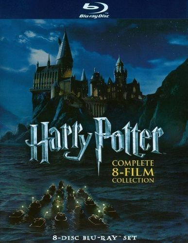 Harry Potter 8 Film Collection [With Movie Reward] [Blu-ray]