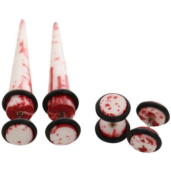 6 Gauge Earrings Hot Topic 60 Fresh 20 Gauge Earrings Hot ...