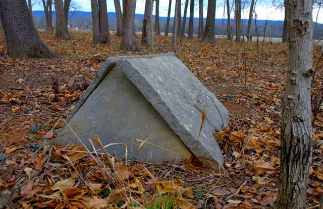 Ever seen these strange grave markers? You'll never believe why they were built this way! Click to see more.