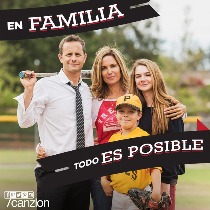 Si Dios está con nosotros, ¿Quién contra nosotros? #LasReglasDelJuego Kirk Cameron #DVD #BeisBol #Divertida #Familia. ➜ http://canzion.com/es/noticias/610-las-reglas-del-juego-nuevo-filme-de-kirk-cameron
