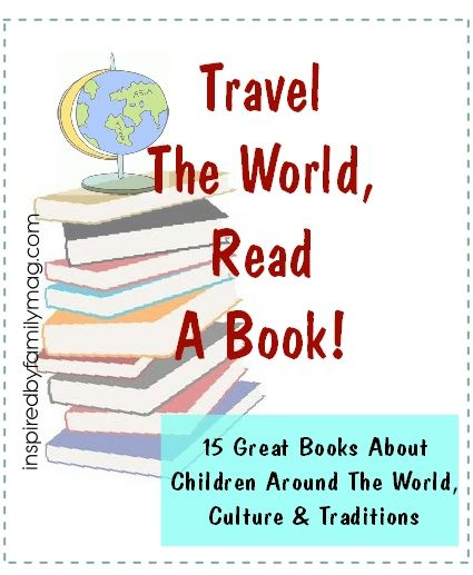 Learn About The World Through Children S Books