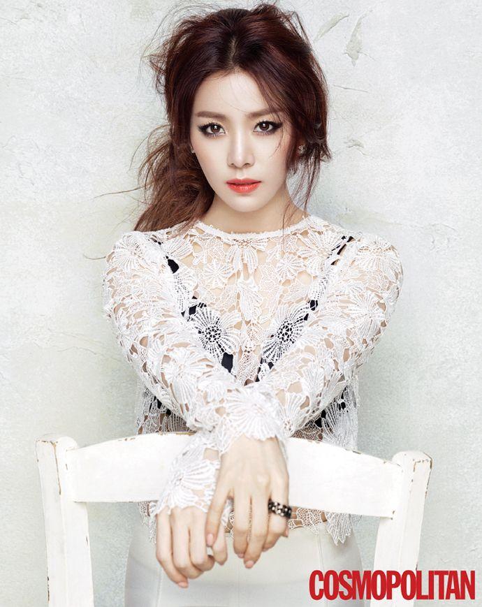 Han Ji Min For Cosmopolitan Korea