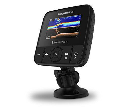Raymarine Dragonfly-4 Pro Sonar/GPS with US C-Map Essentials - http://bassfishingmaniacs.com/?product=raymarine-dragonfly-4-pro-sonargps-with-us-c-map-essentials