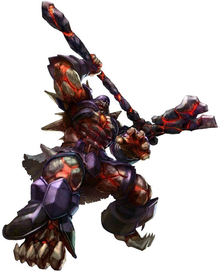 Warriors Orochi 4 Soul Calibur: Astaroth From Soul Calibur 4