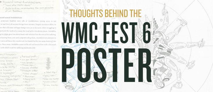 WMC Fest 6 Poster Design
