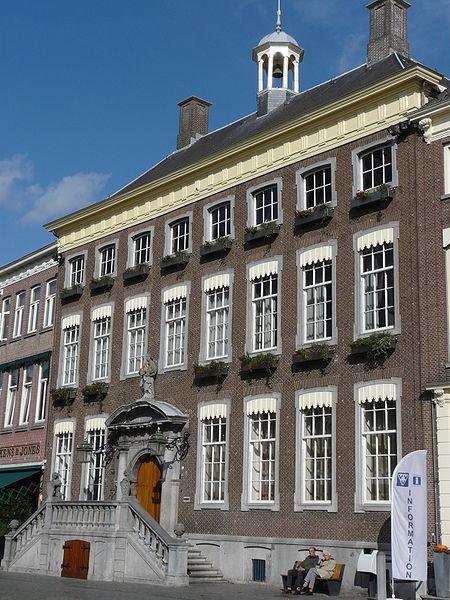Stadhuis (City Hall) Breda (Holland)