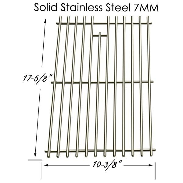 STAINLESS STEEL COOKING GRID FOR AMANA AM33LP-P GAS GRILL MODELS  Fits Amana : AM33LP-P, Amana AM33LP-P  BUY NOW @ http://grillrepairparts.com/shop/grill-parts/stainless-cooking-grid-for-amana-am33lp-p-gas-grill-model/