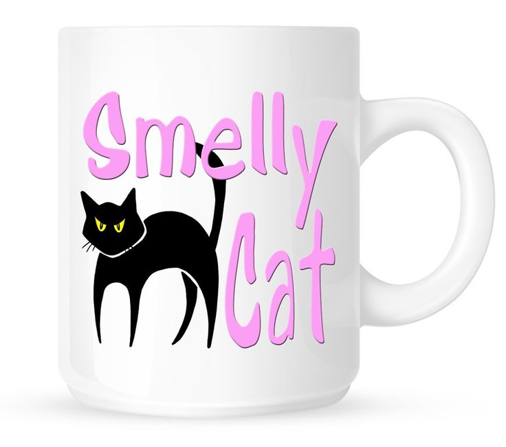 Friends TV Show Coffee Mug - Smelly Cat, Funny TV Quotes, Phoebe Buffay, Lisa Kudrow, Television, Comedy Sitcom