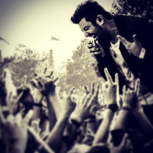Sing it Chino! <3