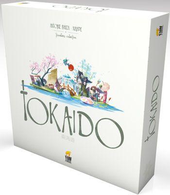 Tokaido: jeu de société chez Jeux de NIM