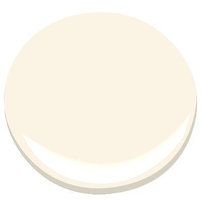 Cream Froth OC-97 / this just may become my new favorite - love! /another great BM paint selection for you from jannino painting + design boston/cape cod ft myers/naples clearwater/st pete