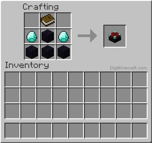 How Do You Use A Crafting Table Minecraft Pc