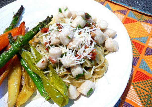 Bay Scallops Scampi Recipe - Food.com