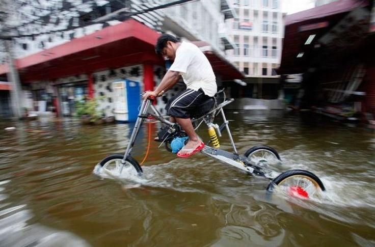 Motor Anti Banjir