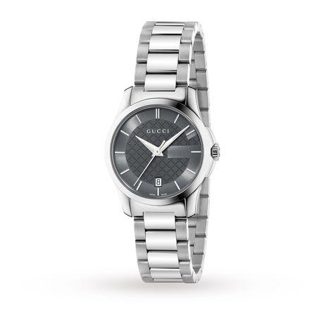 Ladies Watches - Gucci G-Timeless 27mm Ladies Watch - YA126522