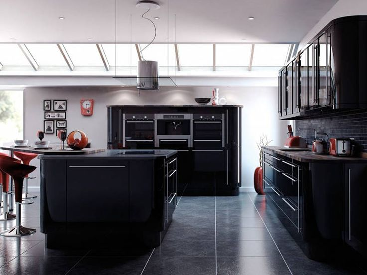 Reflections Kitchen - Contemporary Kitchens