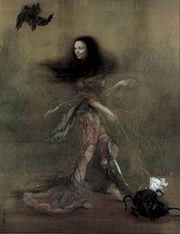 #Japanese artist Fuyuko Matsui