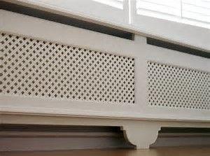 Afbeeldingsresultaten voor radiatorombouw kant en klaar
