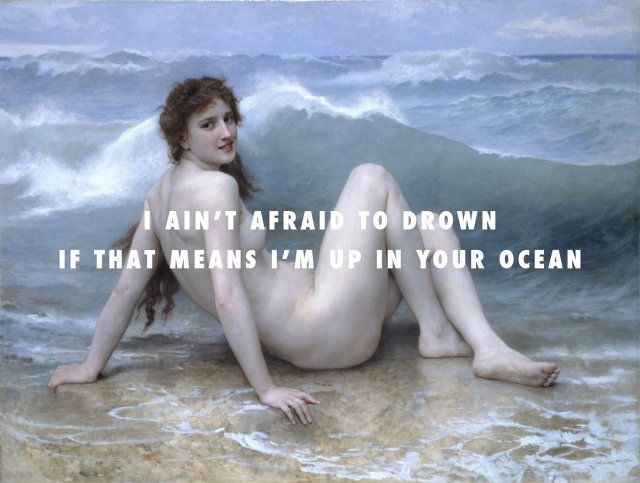 When Kanye Met Matisse: This Tumblr Mixes Hip-Hop Lyrics With Classic Art | Co.Create | creativity + culture + commerce