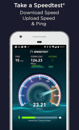 Speedtest.net v4.0.0 [Mod Lite]  Speedtest.net v4.0.0 [Mod Lite]  Prerequisites: 4.2  Review: Use Ookla Speedtest for simple one-tap association testing in less than 30 secondsexact anyplace on account of our worldwide system.  X9-Ei00hBfc1SAoldx0p3AYXeCR8lyYhloOBtueH  A great many clients have made Ookla Speedtest the #1 application for testing Internet paces and it's confided in day by day by experts all through the business!  - Discover your Download Upload and Ping  - Real-time diagrams…