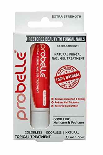 "Buy Probelle ""Extra Strength"" Natural Fungal Nail Gel Treatment at Foot Fungus"