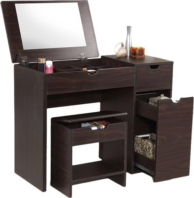 Katella Vanity Set with Mirror