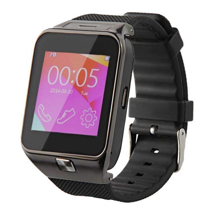 Fanmis Watch Phone Bluetooth Smart Camera Watch M9 Metal Wristwatch with Camera and Headset for Android (Full Functions) Samsung S3/s4/s5/note 2/note 3/note 4 HTC Sony Lg and Iphone 5/5c/5s/6/6 Plus (Partial Functions) (Black). View notifications from email, SMS, Caller ID, calendar and your favorite apps on your wrist. CPU: MTK6260; Network: GSM 850/900/1800/1900 MHz Bluetooth: Support Bluetooth V3.0,Compatible with V2.1/V2.0 /V1.2/V1.1. GSM & Bluetooth Smartwatch with Touch Screen Lasts...