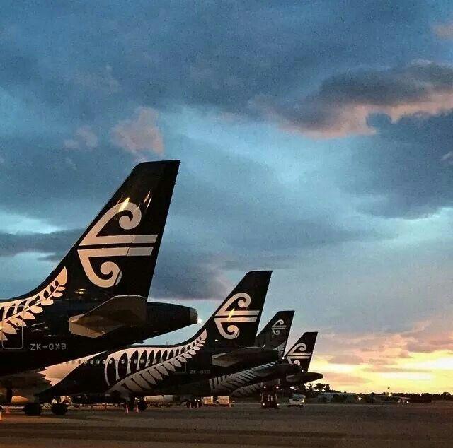 Air New Zealand distinctive insignia