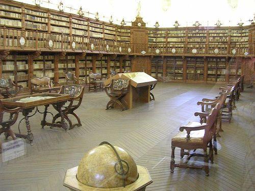 Biblioteca Antigua - Universidad de Salamanca